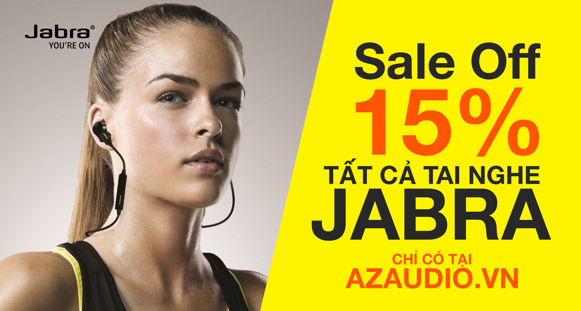 Sale off 15% Jabra