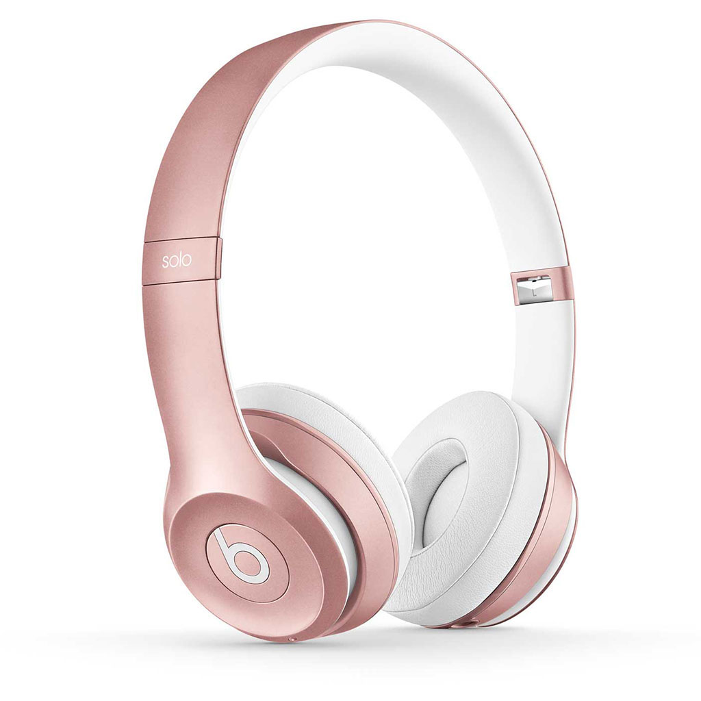 Solo 2 Wireless Rose Gold