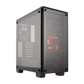 Crystal Series 460X - Tempered Glass