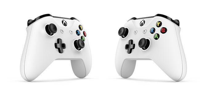 Microsoft Xbox One S Controller White   AZ Audio - Chuyên Gaming