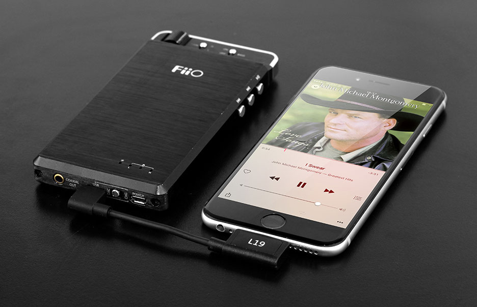 FiiO L19   AZ Audio